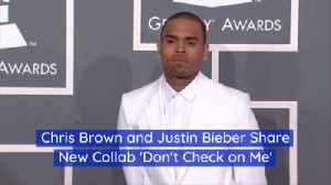 Chris Brown And Justin Bieber Team Up [Video]