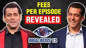 Salman Khan SHOCKING 400 Crores Deal For Bigg Boss 13 [Video]