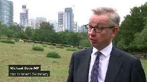 Gove refuses to pick between Hunt and Boris [Video]