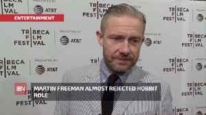 Imagine 'The Hobbit' Without Martin Freeman [Video]