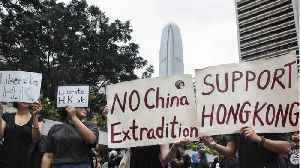 Hong Kong Activists Urge G20 Leaders to Help 'Liberate' City [Video]