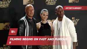 Fast And Furious 9 Is Coming [Video]