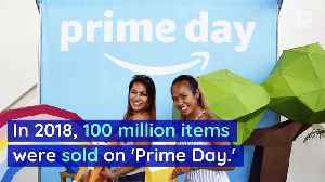 Amazon's Annual 'Prime Day' to Last 48 Hours [Video]