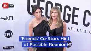 An Update On The Rumored 'Friends' Reunion [Video]
