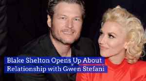 The Latest Info On Blake Shelton And Gwen Stefani's Relationship [Video]