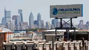 Philadelphia Energy Solutions Looks To Permanently Close Down Oil Refinery [Video]