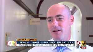 Cincinnati losing millions on unpaid parking tickets [Video]
