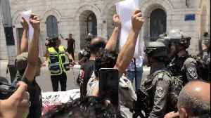 Palestinians Protest in Bethlehem Over US-Led Investment Summit in Bahrain [Video]