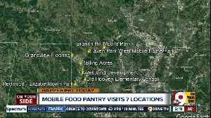 Mobile food pantry aims to feed families over the summer [Video]