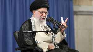 Khamenei: Nation will not retreat in face of U.S. sanctions, 'insults' [Video]