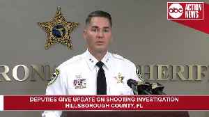 Hillsborough Sheriff provide update on shooting that killed 14-year-old girl | Press Conference [Video]