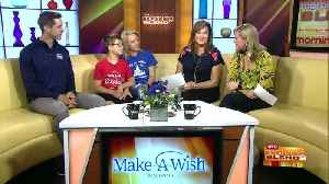 A Big Bash for Kids Helping to Make Wishes Come True [Video]