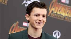 Tom Holland Tried To Help A Passed Out Passenger On Flight [Video]