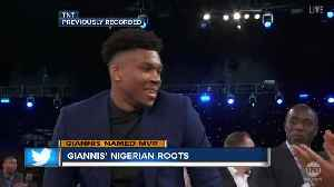 Local Nigerians ecstatic for Giannis Antetokounmpo's MVP award [Video]