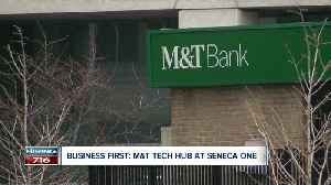 Report: M&T Bank moving tech hub to Seneca One Tower [Video]