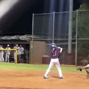 Kid Baseball Player Accidentally Hits Teammate in Head with Ball [Video]