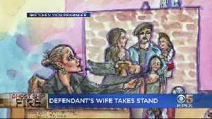 Defendant's Wife Takes Stand In Oakland Ghost Ship Fire Trial [Video]