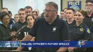 Father Of Slain Sacramento Police Officer: Criticism Of Department Over Her Death 'Hurtful' [Video]