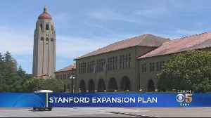 Stanford Offers Billions In Benefits To Santa Clara County In Campus Expansion Talks [Video]