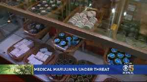 New Rules Hit Medicinal Pot Users High Prices, Limited Products [Video]