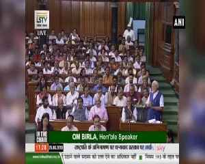 Congress never lauded work of Vajpayee, Narasimha Rao or Manmohan Singh PM Modi in Lok Sabha [Video]