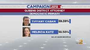 Queens District Attorney Race Too Close To Call [Video]