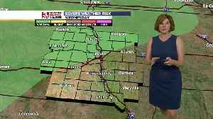Jennifer's Wednesday Forecast [Video]