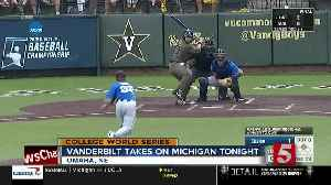 Vandy Draws On Experience As It Looks To Bounce Back In CWS [Video]