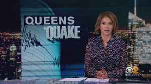 Earthquake In Queens Reported [Video]