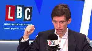 Rory Stewart: Most Likely Thing To Defeat Boris Is Something He Does [Video]