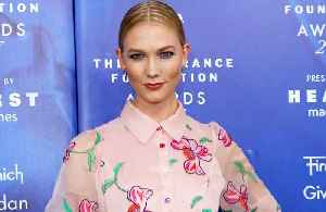 Karlie Kloss laughs off pregnancy rumours [Video]