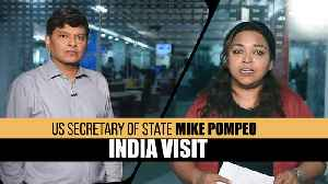 ANALYSIS I Pompeo's visit sets the tone for Modi-Trump's G-20 bilateral [Video]