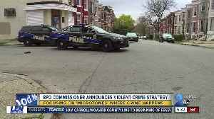 Community members react to Baltimore Police Commissioner's 'microzone' crime plan [Video]