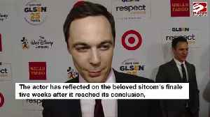 Jim Parsons admits Big Bang Theory ending hasn't sunk in [Video]