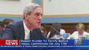 Special Counsel Mueller To Publicly Testify [Video]