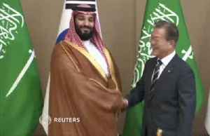 S.Korea, Saudi Arabia sign total $8.3 bln worth deals [Video]