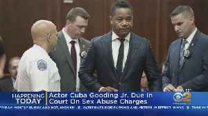 Cuba Gooding Jr. Due Back In Court [Video]