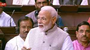PM Modi's address to the Rajya Sabha, Watch full speech here [Video]