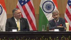 'Friends are bound to have differences': Pompeo amid India-US trade tussle [Video]