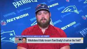 David Andrews reveals how the New England Patriots stay motivated to win [Video]