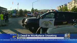 Team Coverage: 3 Dead In Shooting At Morgan Hill Ford Dealership [Video]