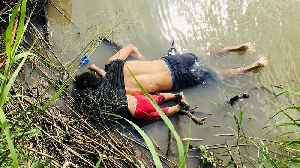 Harrowing photo of drowned father and daughter shows peril migrants face at southern US border [Video]