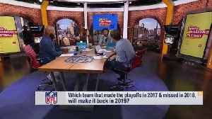 Peter Schrager makes the case for Steelers making the playoffs in 2019 [Video]