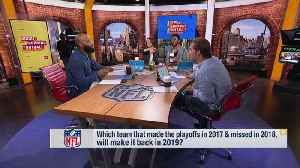 DeAngelo Hall breaks down why the Minnesota Vikings will make it to playoffs in 2019 [Video]