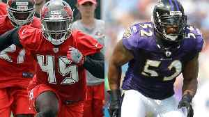 DeAngelo Hall: Tampa Bay Buccaneers linebacker Devin White is a 'Ray Lewis type of player' [Video]