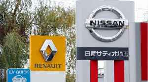 France's Macron Hopes Renault And Nissan Will Strengthen Their Alliance [Video]