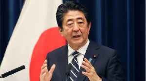 News video: Japan's Abe Hopes U.S., China Resolve Trade War Through Constructive Talks