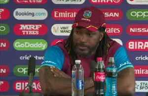 Gayle delays retirement to play home series against India [Video]