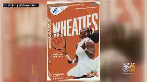 Tennis Star Serena Williams To Grace Cover Of Wheaties Box [Video]