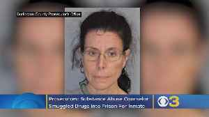 Prosecutors: Substance Abuse Counselor Smuggled In Drugs For Inmate [Video]